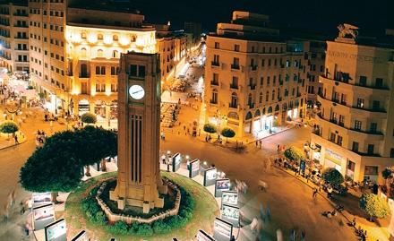 240 Hours In Lebanon