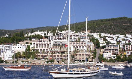 The Bodrum Peninsula