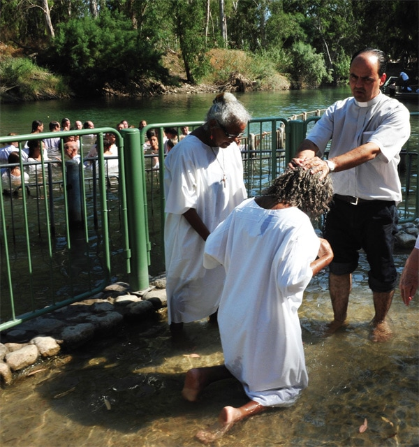 The Jordan River is the very symbol of religion with its lineage of spiritual significance. Hebrews crossed the river on dry ground to enter the Promised Land, while John the Baptist baptized Jesus in its waters.