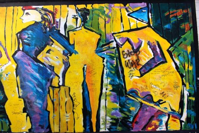 Berlin Walls East Side Gallery 2