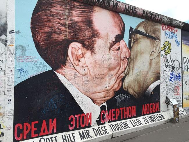 Berlin Walls East Side Gallery 3