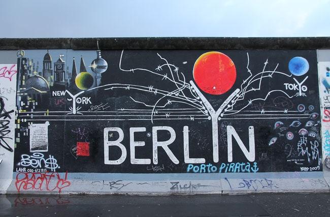 Berlin Walls East Side Gallery 10