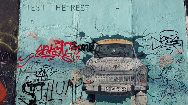 Berlin Walls East Side Gallery 9
