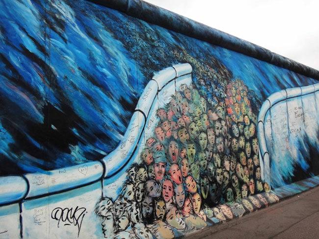 Berlin Walls East Side Gallery 7