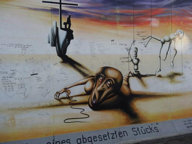 Berlin Walls East Side Gallery 6