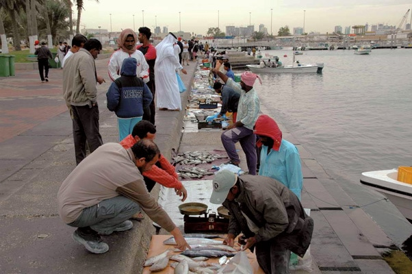 Fishing is still a popular trade, feeding hundreds of thousands of people daily