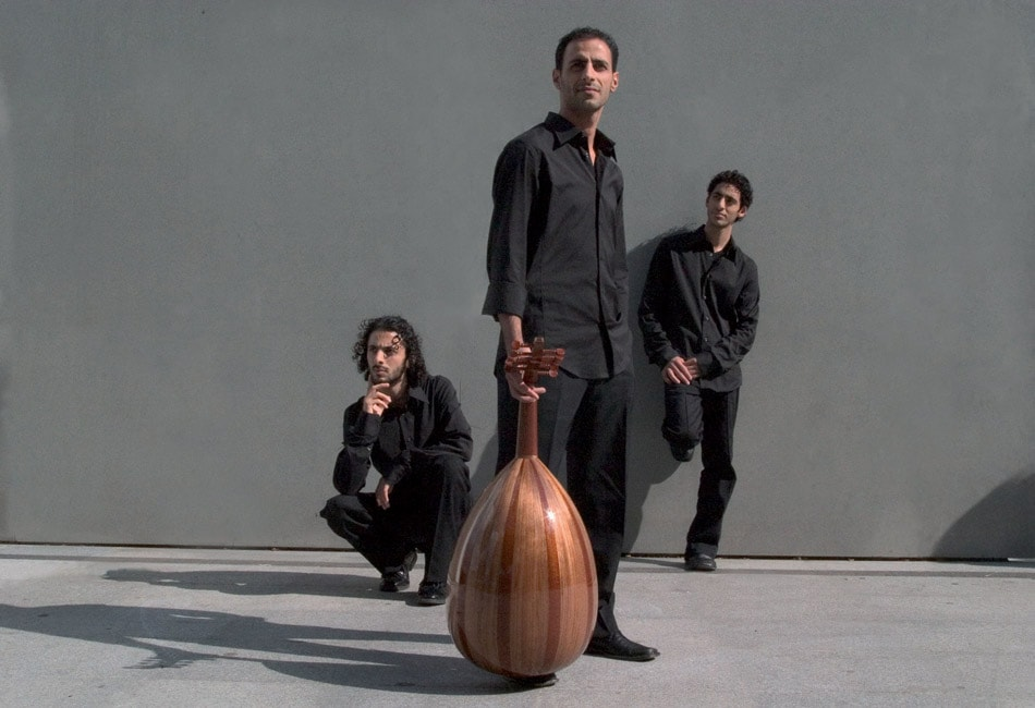 The Oud - The international group Trio Joubran uses the oud to cread a sound that is uniquely cultural.