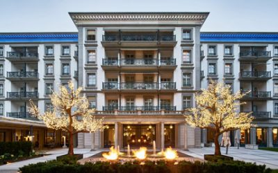 The Good and the Bad Ragaz's Grand Quellenhoff Hotel