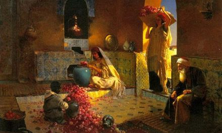 'Eau d'Arabia