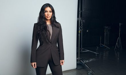 Kim Kardashian West is as busy as ever