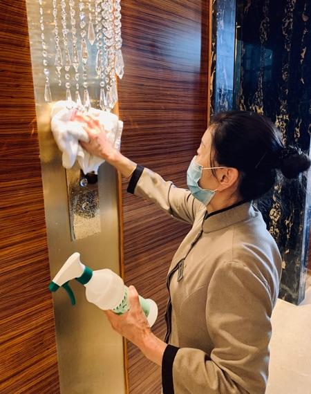 Kempinski Hotels China 3 Cleaning measures - ALO Magazine