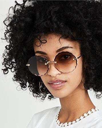 chloe rosie sunglasses alo