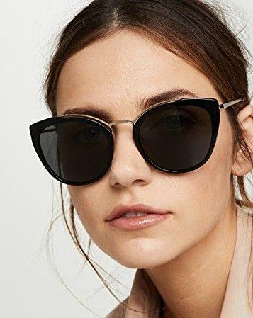 prada cat eye sunglasses alo