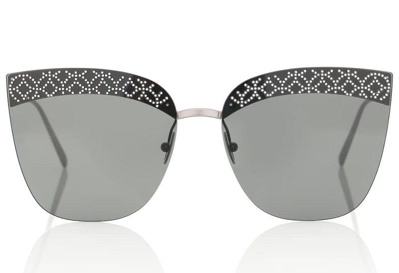 alaia sunglasses alo