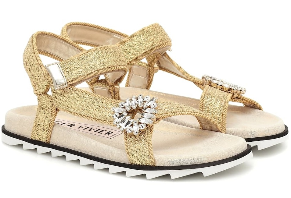 roger vivier sandals alo magazine