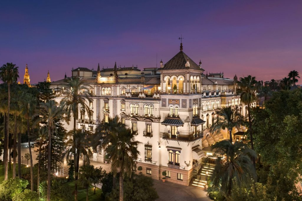 Hotel Alfonso XIII Seville Spain _ ALO Magazine