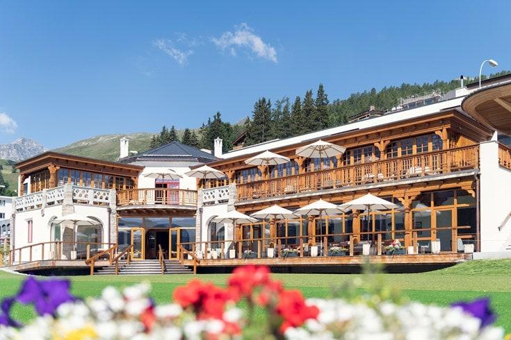 Kulm Hotel Sr Mortiz Switzerland - ALO Magazine