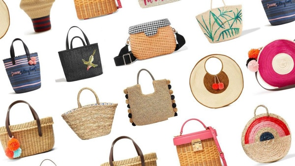 NATURAL SELECTIONS: The Raffia Accessory Trends to Put on Your Summer Shopping List