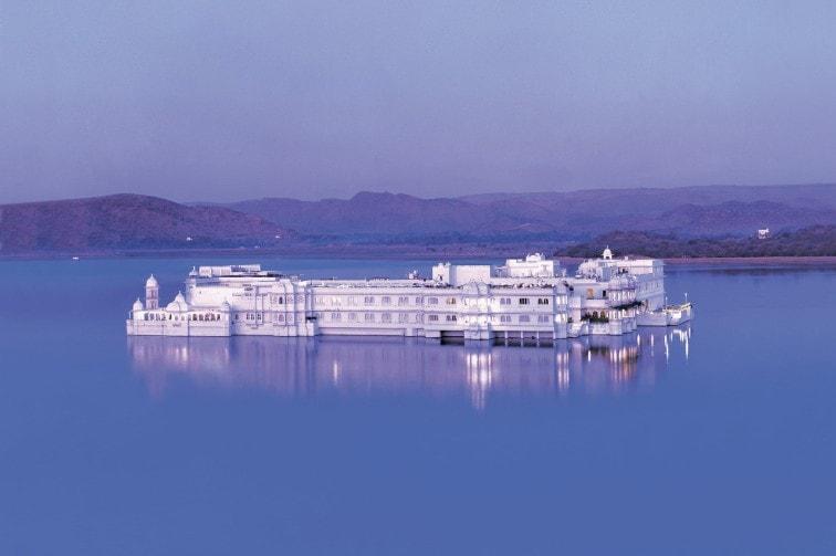 Taj Lake Palace Udaipur India - ALO Magazine