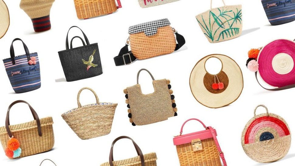 The Raffia Accessory Trends to Put on Your Summer Shopping List